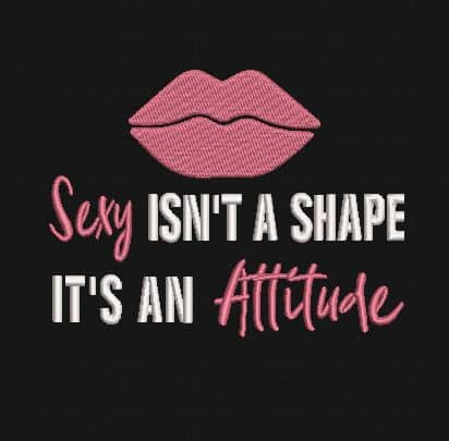 spicy quote Sexy Attitude