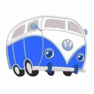 Wolkswagen bus applique5x7
