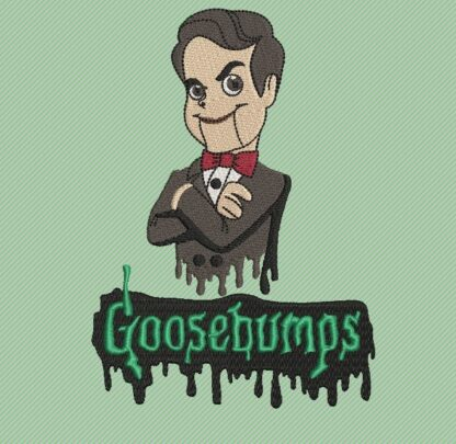 Goosebumps Slappy the dummy